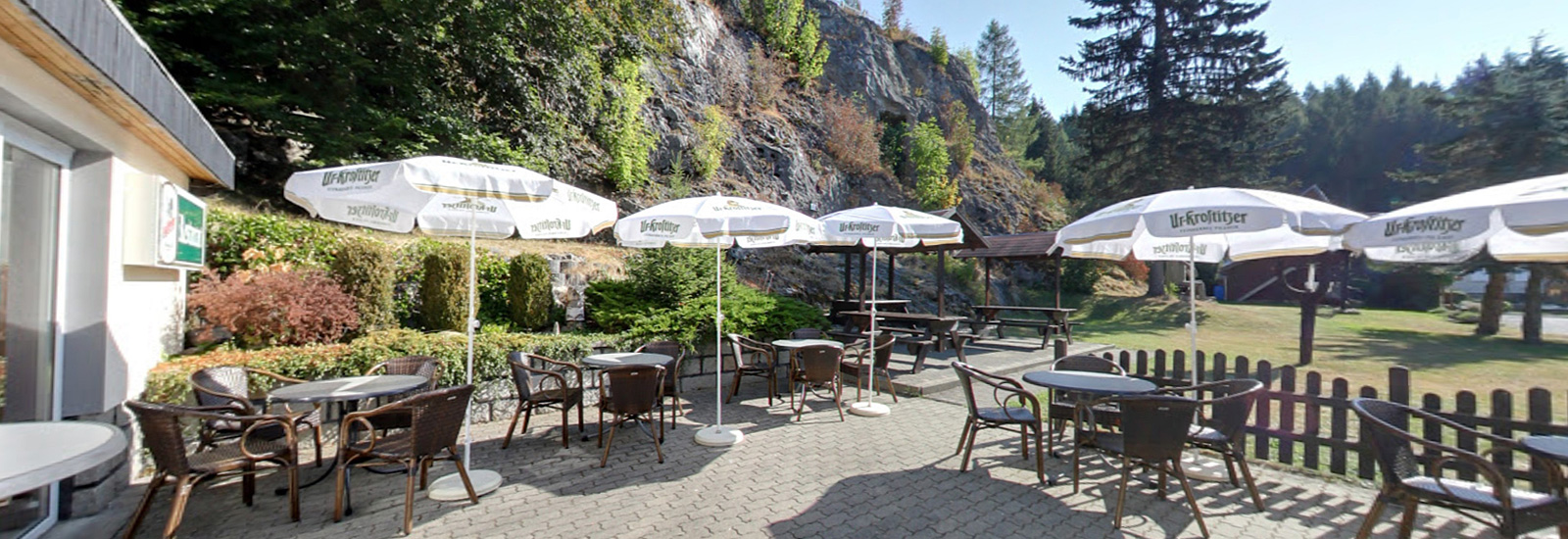 Motiv: Restaurant Am Felsen
